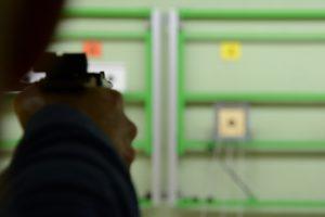 Préparation d'une compétition de tir sportif : EFT et respiration.