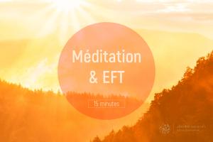 Méditation et EFT