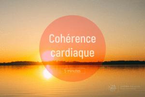 Premier exercice guidé de cohérence cardiaque